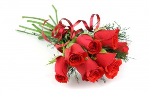 Roses-flower-bouquet-for-welcomes