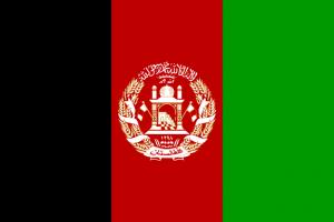 afghanistans-flagga
